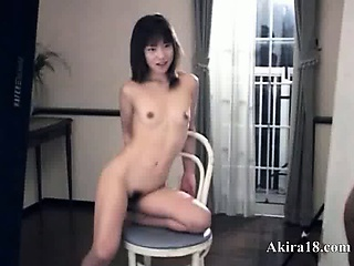 Petite 18yo girl from Japan..