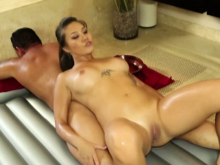 Asian whore gets fucked