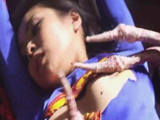 Supergirl Gangbanged by..