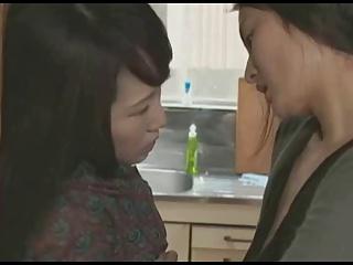Japanese Lesbians (Older..