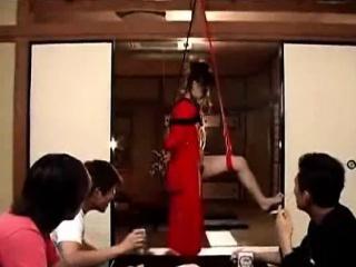 Shibari Tied And Toyed..