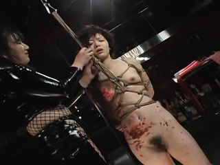 Tied up Asian infant treated..