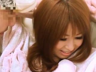 Seductive Japanese Babe..