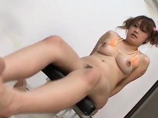 Super Madoka Ayukawa tries..