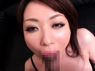 Nippon milf in lingerie..