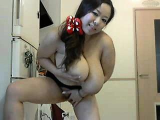 Asian cam show 2 Mirian live..