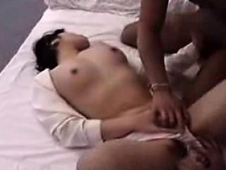 Swanky Asian son takes on..