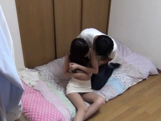 Japanese teen gets oral