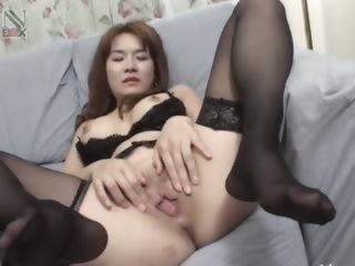 Asian sex from Tokyo in a..