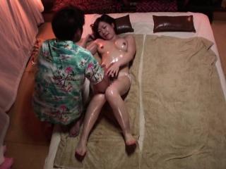 Subtitled Japanese massage..