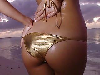 HARUKA - Oiled Up Gold..