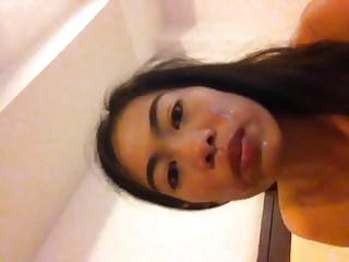 Apple Thai Whore Facial 2
