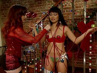 Asian Teen Slave Christmas..
