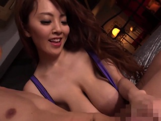 Biggest asian boobs in..