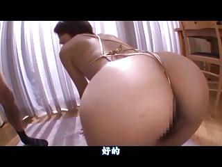 Hairy Japanese Milf Ryo Sena