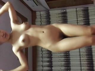 Asian MILF nigh hairy pussy..