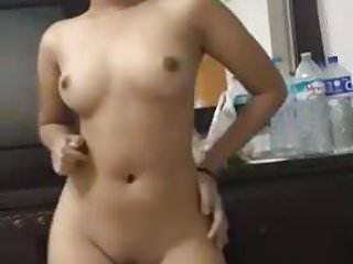 Thai Village Teen dance nude..