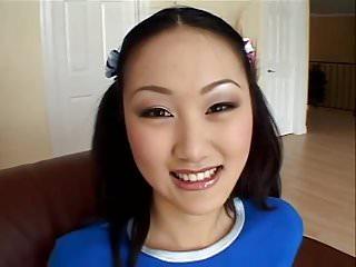 Asian Anal Teen Loves Going..