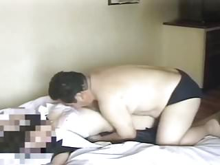 fat japanese daddy fucks..