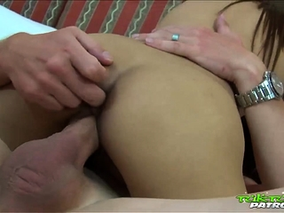 Petite Thai spoil with thick..