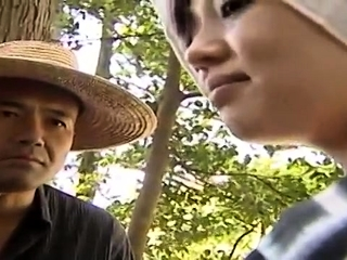 Spanish Goddess On The Bus..