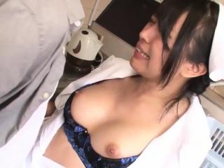 Natsume Eri Cosplay Nurse..