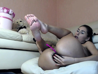 Unequalled pussy toying..