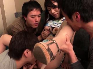 Nana Nakamura gets a bunch -..