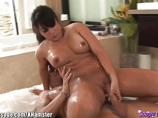 Asian Massage Babe Nuisance..