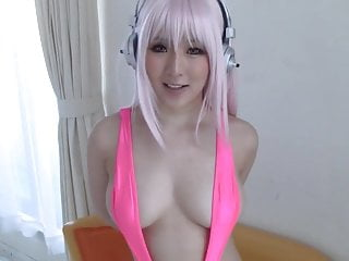 Super Sonico Japanese..