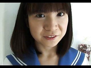 Japanese - Cute Teen Posing..