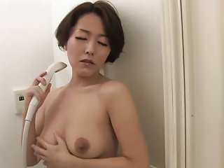 Japanese house wife creampie..