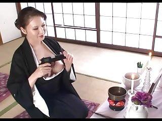 Magnificent Japanese MILF