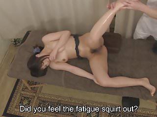 Subtitled Japanese clinic..