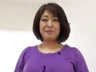 Japanese Chubby Mature..