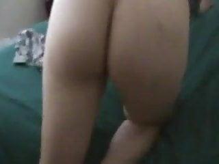Amateur Asian BBW anal..