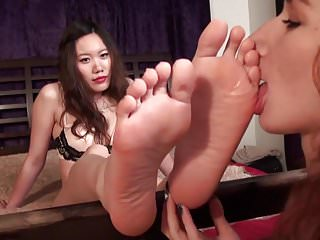 Asian Babe gets will not..