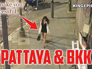 Pattaya & Bangkok Girls..