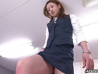 Office lady gets the best..