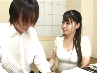 Horny Japanese dame Satomi..