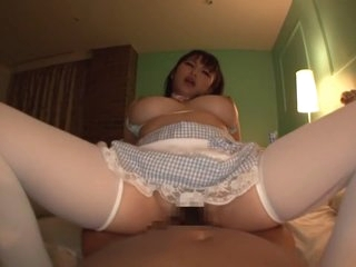 Fabulous Japanese girl Akane..