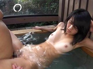 Fabulous Japanese model in..