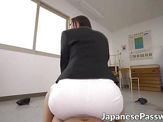 Horny Asian schoolboy wants..