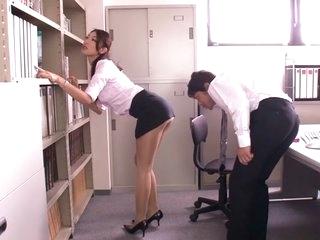 Horny Japanese slut Reiko..