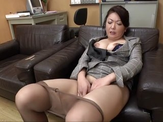 Incredible Japanese slut..