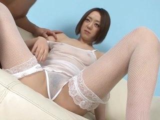 Hottest Japanese model Rina..