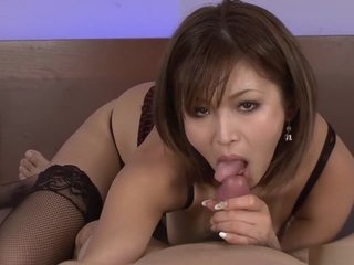 Amazing Japanese slut Mai..
