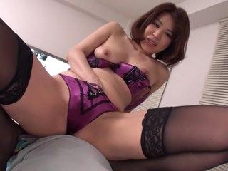 Imbecile Japanese girl Erika..