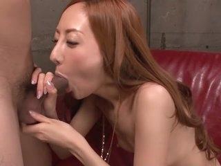 Surprising Japanese model..