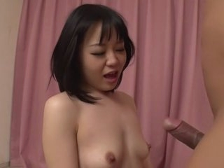 Horny Japanese girl Nozomi..